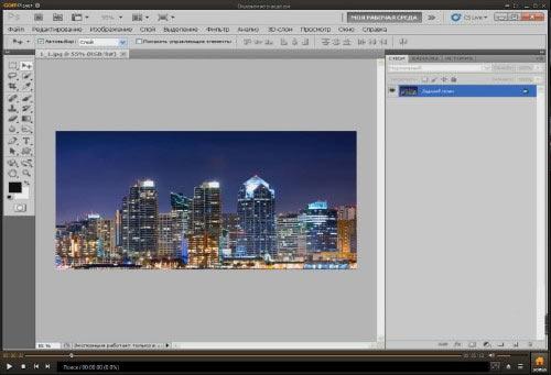Как создать отражение в воде фотошоп - Dorel.ru