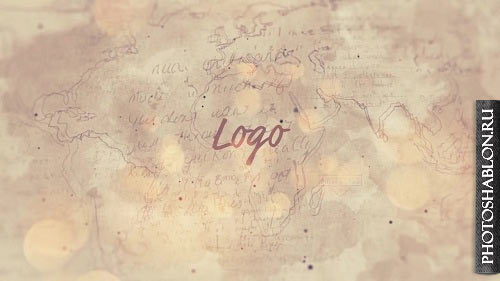 Old Grungy Logo Reveal 56090 - After Effects Templates