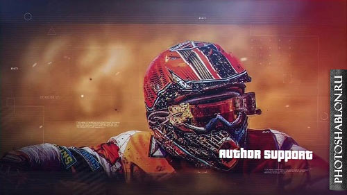Action Sports 58526 - After Effects Templates
