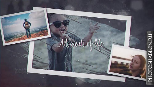 Moments of Life 58871 - After Effects Templates