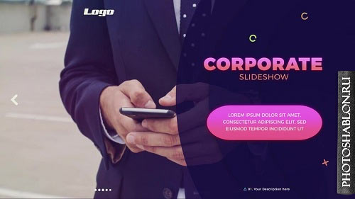 Colorful Business Promo 61694 - After Effects Templates
