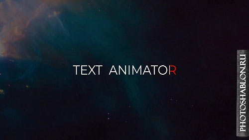 Text Animator 58400 - After Effects Templates