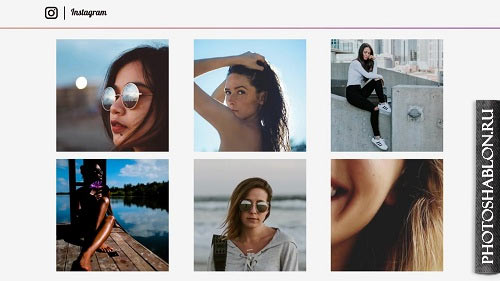 Instagram Promo 10800707 - After Effects Templates