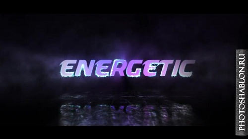 Energetic Logo Reveal 87986 - After Effects Templates