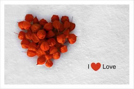 Картинка - I love