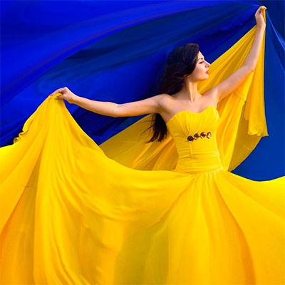 Красивое фото на аватар - Украина