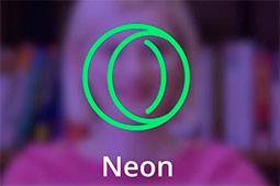 Opera представила браузер-концепт Opera Neon