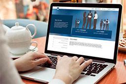 Создание веб-сайта для предприятия