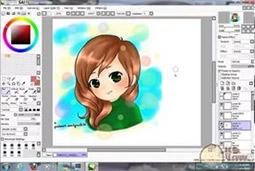 Почему я пользуюсь Paint tool SAI